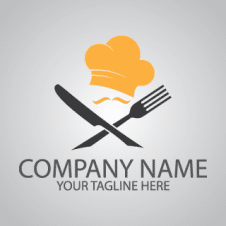 Cooking Symbol Logo Vector images