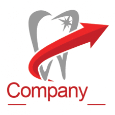 Dental Company Vector logo images