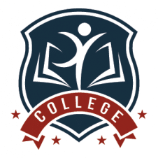 Education College Logo Vector Design images