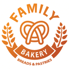 Family BaKery Food Logo Vector images