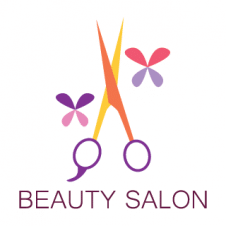 Hair and Beauty Logo Vector images