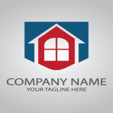 Home Company Logo Vector images