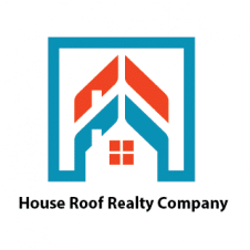 House Roof Realty Company Logo images