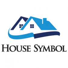 House Symbol Logo Vector images