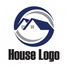 House logo Vector images