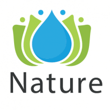 Natures Logo Vectors images
