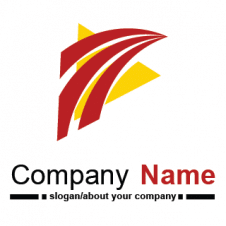 The Business Company Logo Vector images