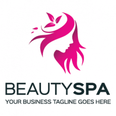Beauty spa vector logo template images