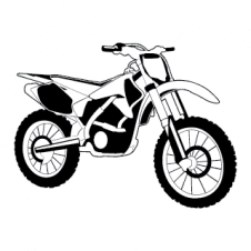 Motorcycle vector logo template images