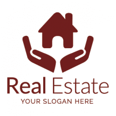 Real Estate Vector Logo Template images