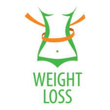 Weight Loss Logo Design Template images