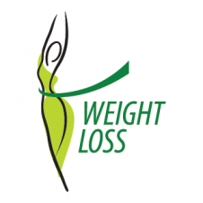 Weight Loss Logo Vector Template images