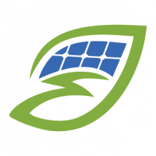 Solar Panel Logo Vector images