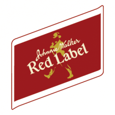 Johnny Walker Whisky Red Label Logo images