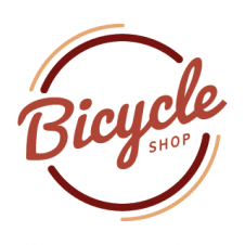 Bicycle Shop Logo Vector images