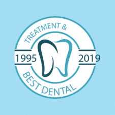 Dental Treatment Logo Vector images