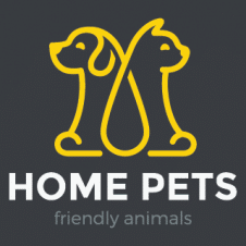 Home Pets Logo Vector images
