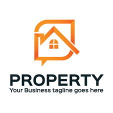 Real Estate Property Logo images