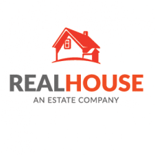 Real House Vector Logo images
