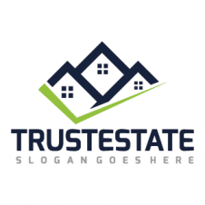 Trust Estate Vector Logo images
