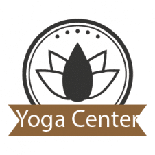 Yoga Center Logo images