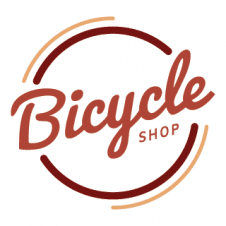 Bicycle Shop Logo Design images
