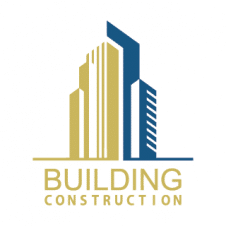 Construction Buildings Logo Vector images