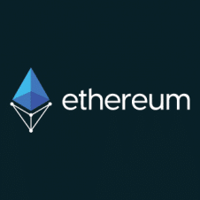 Ethereum Logo Vector images