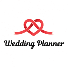 Wedding Planner Logo Vector images