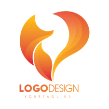 Abstract Shape Decor Logo Vector images