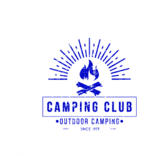 Camping Explorer Logo Vector images