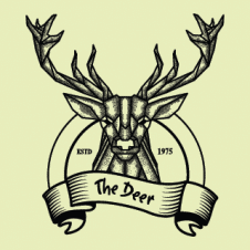 Deer Hunter Logo Vector images