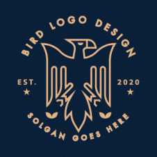 Eagle Bird Logo Vector images
