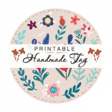 Flower Circle Border Logo Vector images
