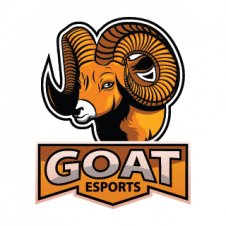 Goat Flat Sports Logo Vector images