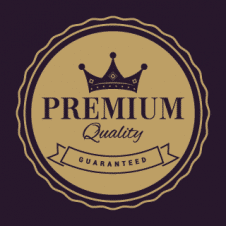 Premium Crown Logo Vector images