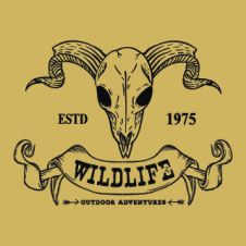 Wildlife Adventure Logo Vector images